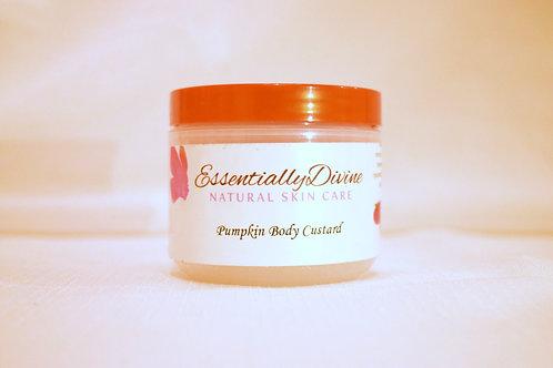 Pumpkin Body Custard