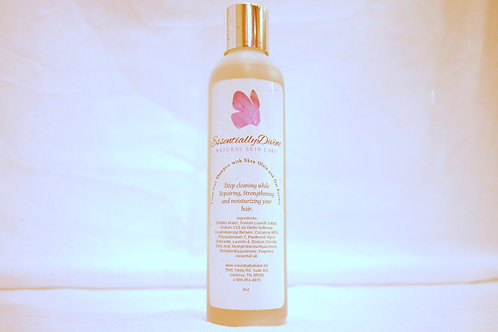 Luxurious Shampoo with Shea Olein and Oat Extract
