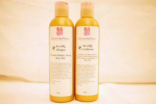 Bee Silky Shampoo / Conditioner