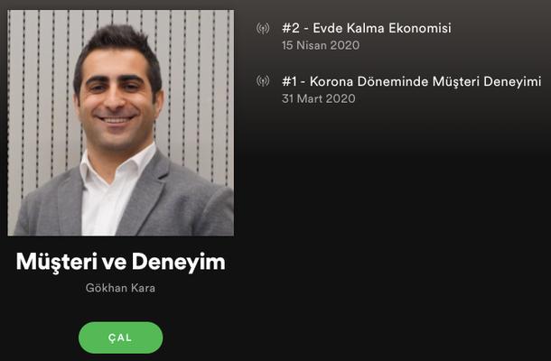 Müşteri ve Deneyim Podcast & Youtube
