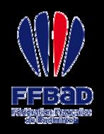Logo FFBad Fédération Française de Badminton sur le site du club de badminton de Gidy Bad'Gy (cliquable)