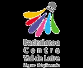 Logo Ligue de Badminton Centre-Val de Loire sur le site du club de badminton de Gidy Loiret 45 Bad'Gy affilié FFBad Fédération Française de Badminton (cliquable)