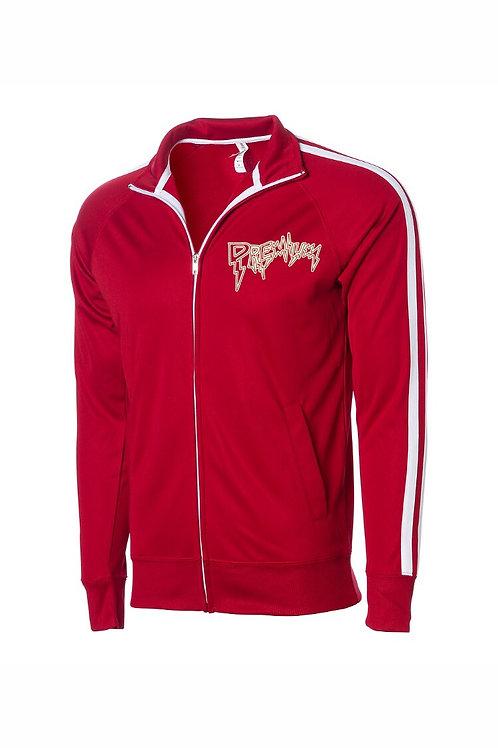 Red Premium Track Jacket