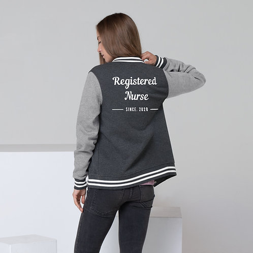 Women's Letterman Jacket - RN since 2020