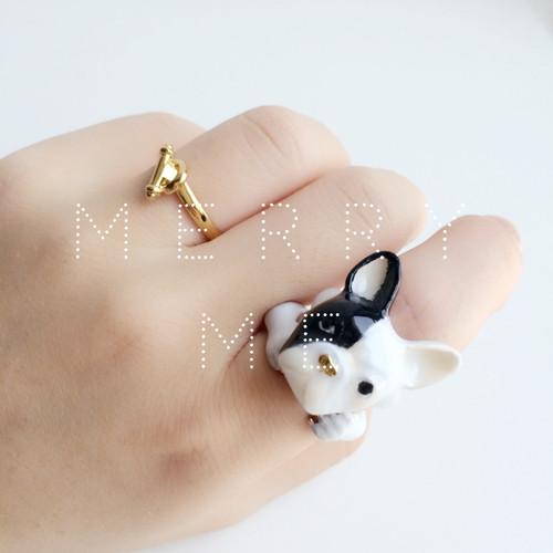 Merryme animal rings