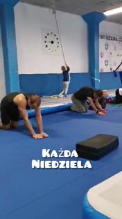 Gimnastyka Akrobatyka Kalistenika