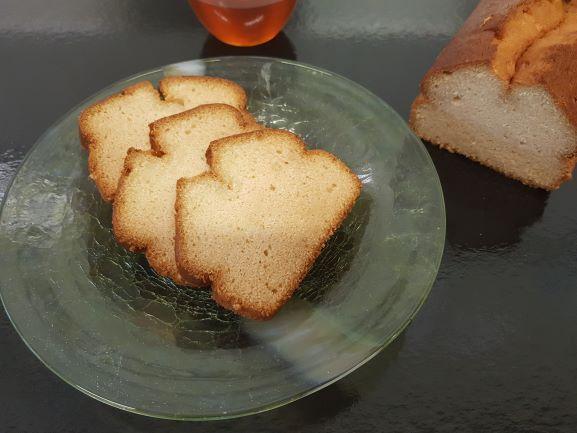 Cake au miel de Corse