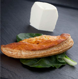 Feuilleté blette et brocciu (à cuire)