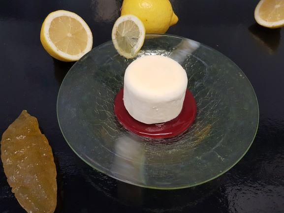 Parfait glacé citron/cédrat