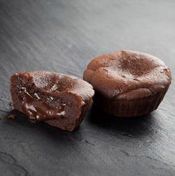 Moelleux chocolat coulant nucciola