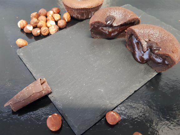 Moelleux chocolat coulant Nuciola