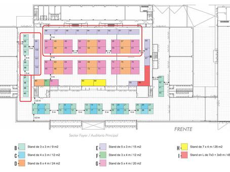 SENDERO LOGÍSTICO: EXPOCARGA 2021 tendrá un espacio especialmente destinado al sector logístico