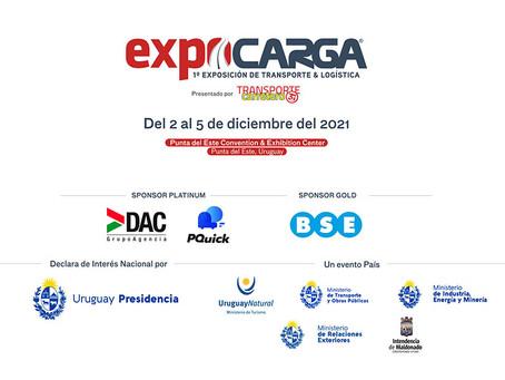 EXPOCARGA 2021 fue declarada de Interés Nacional por Presidencia de la República