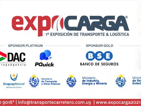 EXPOCARGA 2021 se posterga una semana por las elecciones del BPS
