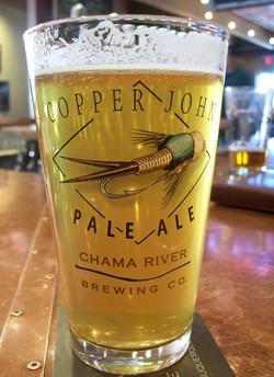 Copper John Beer Glass