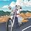 Thumbnail: Zozo Rider Greeting Cards