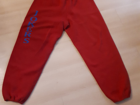 The Story of My Red Pants