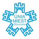 logo Unia miest Slovenska
