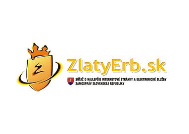Hlavným cieľom súťaže ZlatyErb.sk je podporiť informatizáciu slovenských samospráv, oceniť výnimočné projekty, podporiť výmenu skúseností a ohodnotiť snahu zástupcov samospráv účinne využívať informačno-komunikačné technológie k zvyšovaniu kvality a prístupnosti služieb samosprávnych krajov, miest, mestských častí a obcí.