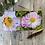 Thumbnail: Pink Cosmos flower greeting card