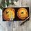 Thumbnail: Orange Ranunculus greeting card