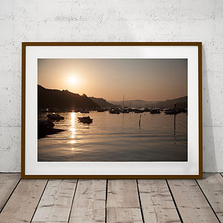 Salcombe sunrise print.jpg