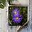 Thumbnail: Rich Purple flowers greeting card