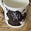 Thumbnail: Black Labrador China mug