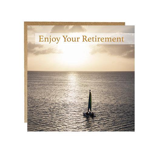 Retirement greeting Card
