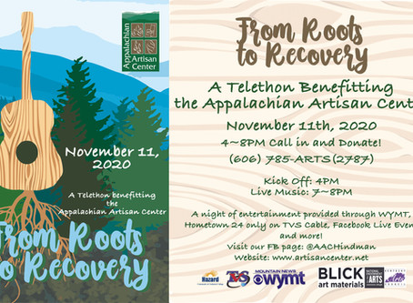 From Roots to Recovery AAC Telethon