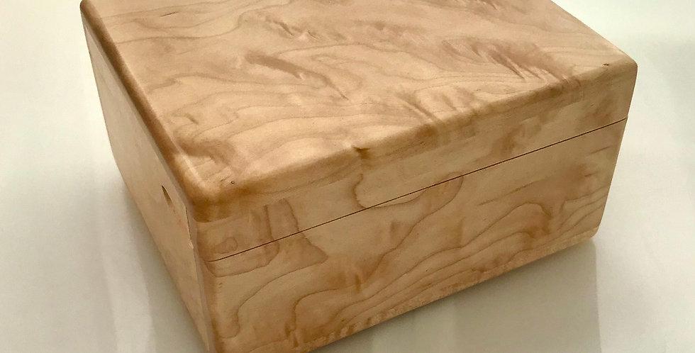 John Marcum Sycamore Treasure Box 5241