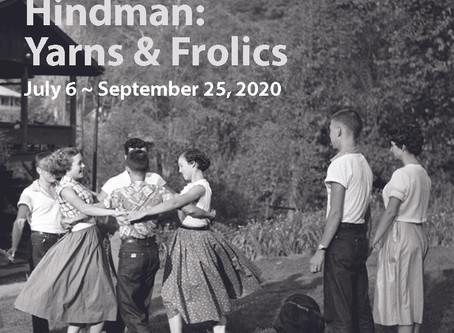 "George Pickow ""Yarns and Frolics"" partnership with Hindman Settlement School & JonPickow"