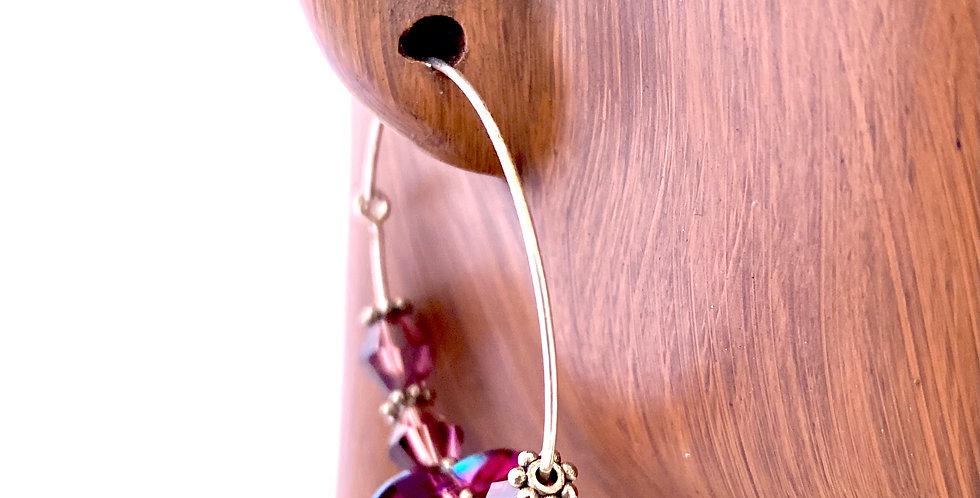 Hoop Earrings Helen J Catron 5851