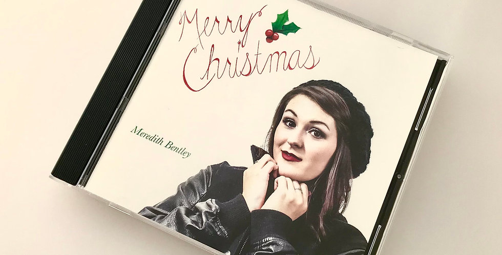 Merry Christmas by Meredith Bentley 4657
