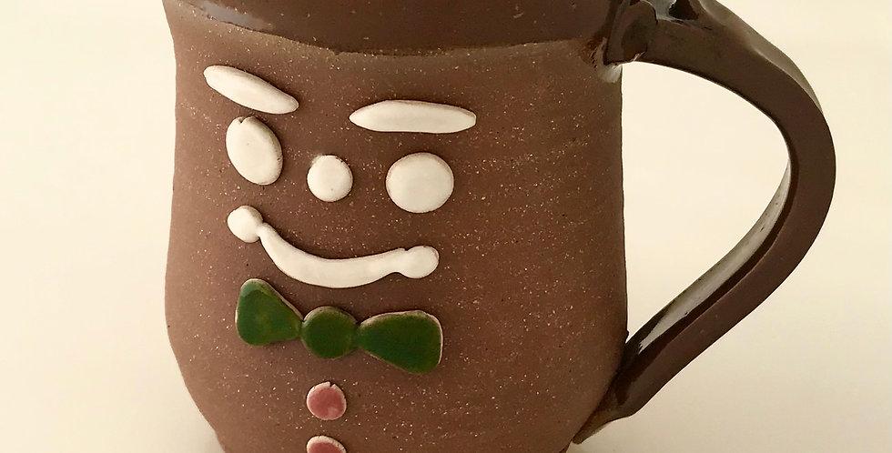Michael Ware Gingerbread Man Mug