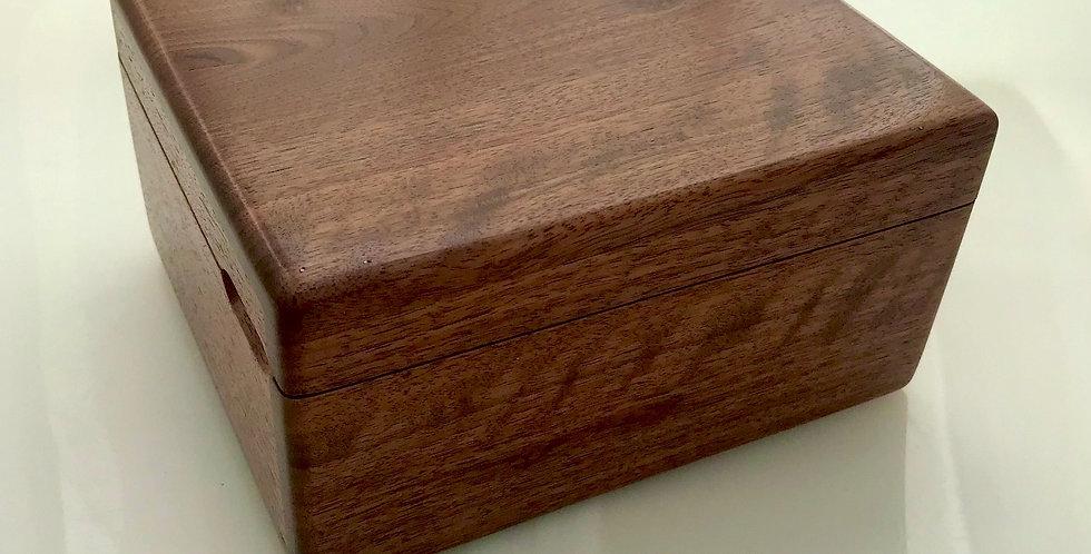 John Marcum 6x7 Walnut Treasure Box 5984