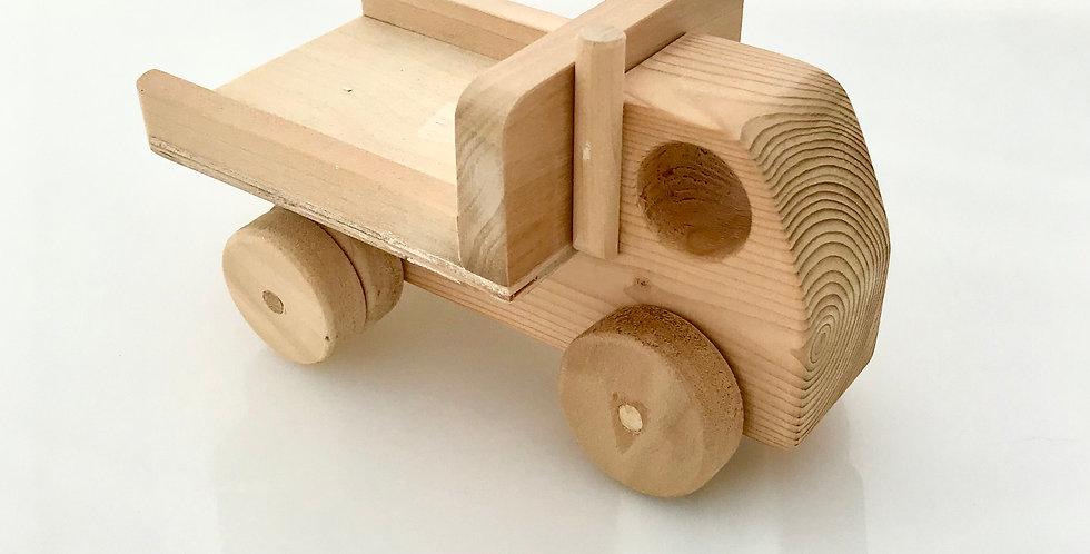 Jeff Foley Log Truck Toy 3448