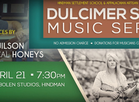 Dulcimer Shop Series featuring Randy Wilson and The Local Honeys
