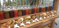 Juices and Coastline canapes.jpg