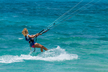 Kite-surfing lessons