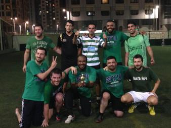 Mazin's football team