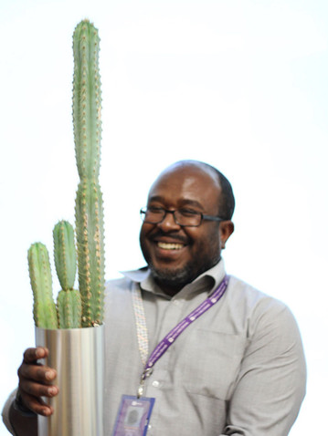 Spike, the Cactus (with Mazin)