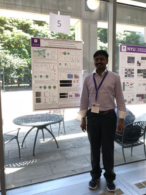 2nd NYU Biomedical and Biosystems Conference at Tandon School of Engineering in Brooklyn, New York (June 2018)