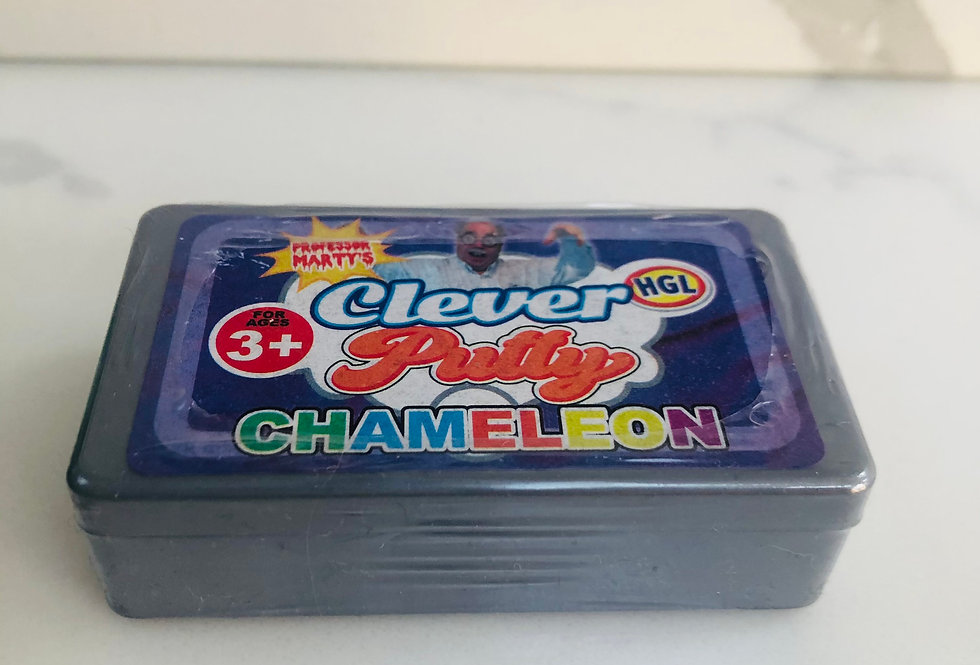 Clever Putty Chameleon