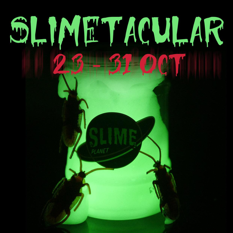 SLIMETACULAR - Halloween Spooky Slime