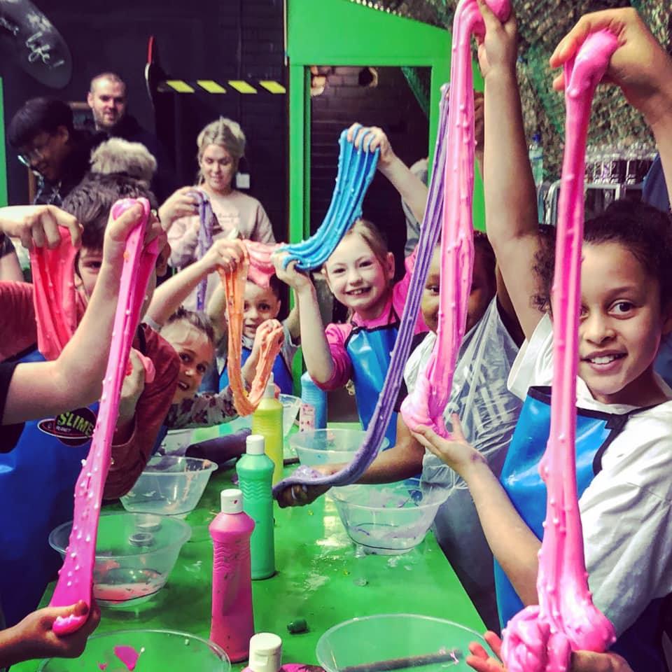 Original Slime Workshop!