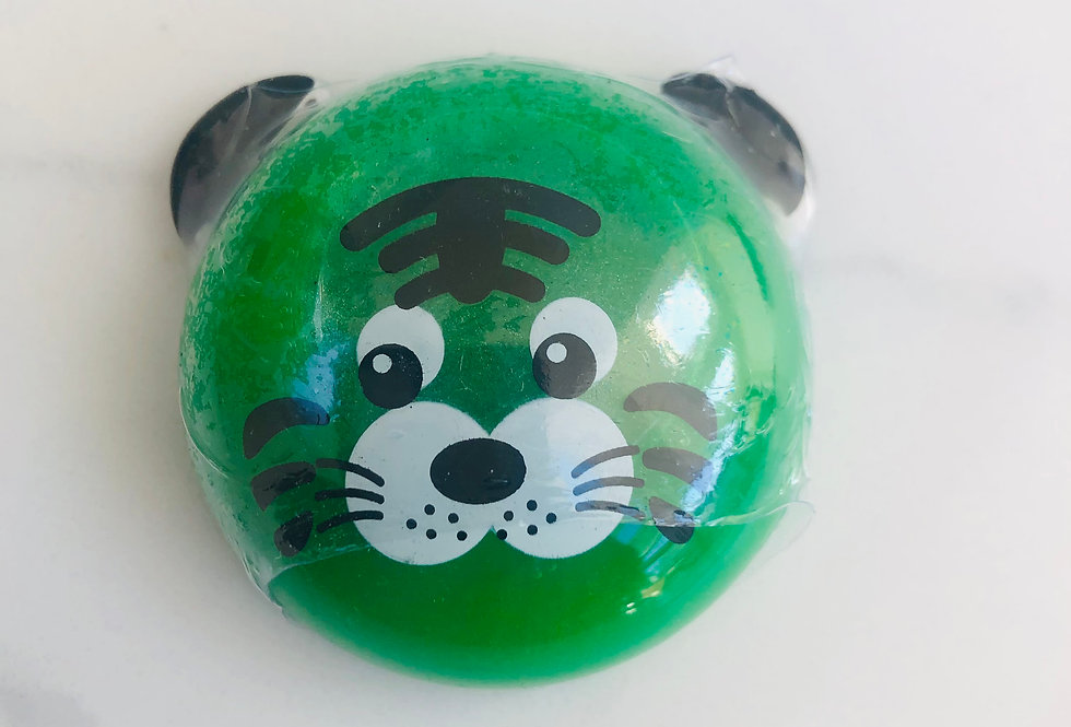 Jungle Animal Putty Tub