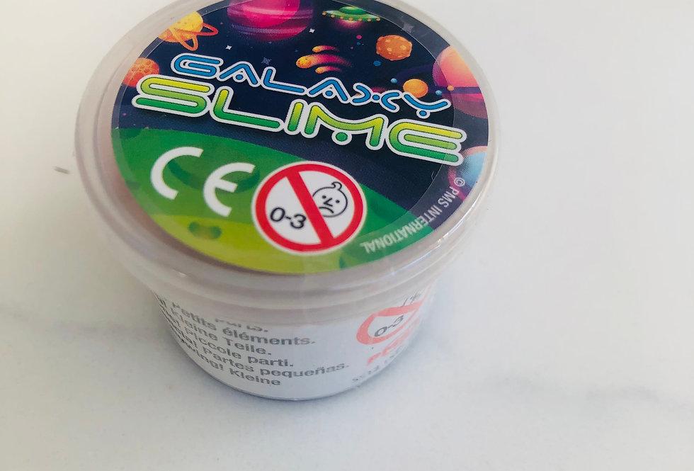 Mini Galaxy Slime Tub