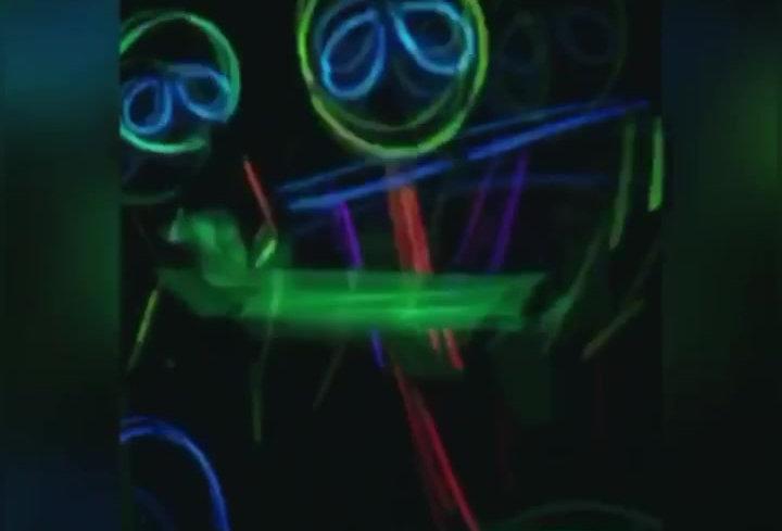Halloween Glow Slime - Double Kit