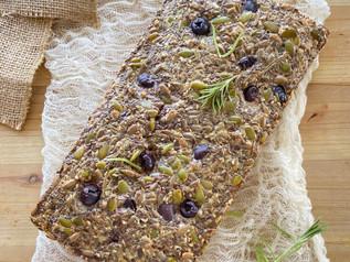 Pan rústico multi - semillas